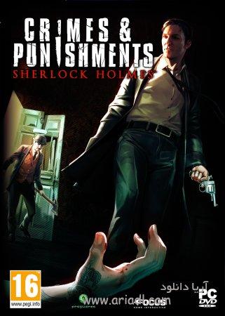 دانلود مستقیم بازی شرلوک هلمز - Sherlock Holmes: Crimes and Punishments