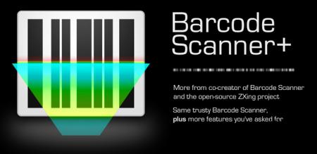 اسکن تمامی بارکدها با Barcode Scanner+ (Plus) v1.12.1