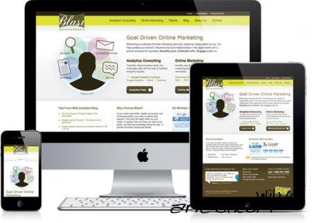 طراحی سایت سازگار با موبایل