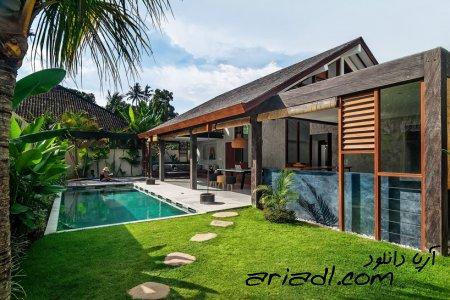 ویلای گرمسیری (استوایی) در بالی