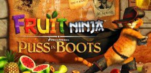 دانلود بازی قطع كردن ميوه Fruit Ninja Puss in Boots v1.0.4