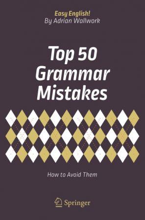 کتاب 50 اشتباه در دستور زبان انگلیسی