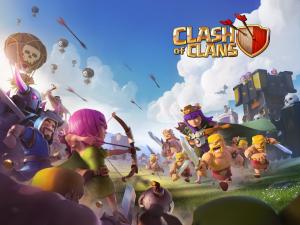بازی اعتیاد آور 8.212.9 Clash of Clans
