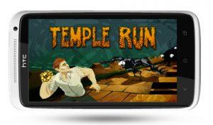 دانلود بازي فرار از معبد 1.0.4 Temple Runبراي اندرويد