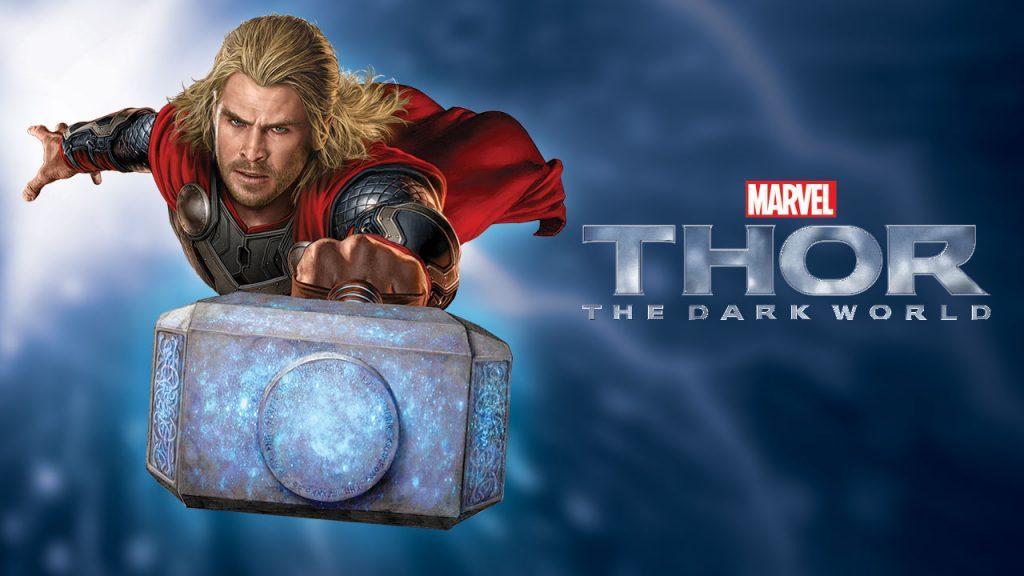دانلود والپیپربازی اندرویدی Thor The Dark World LWP