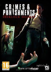دانلود مستقیم بازی شرلوک هلمز - Sherlock Holmes Crimes and Punishments