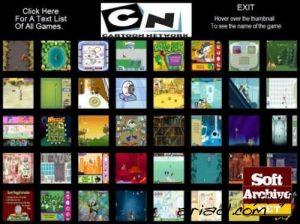دانلود پکیج 40 بازی فلش برگرفته از شبکه های کارتونی