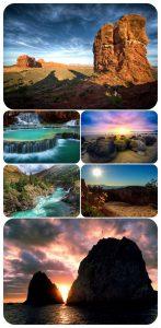 تصاویر پس زمینه خواستنی از طبیعت سری 194