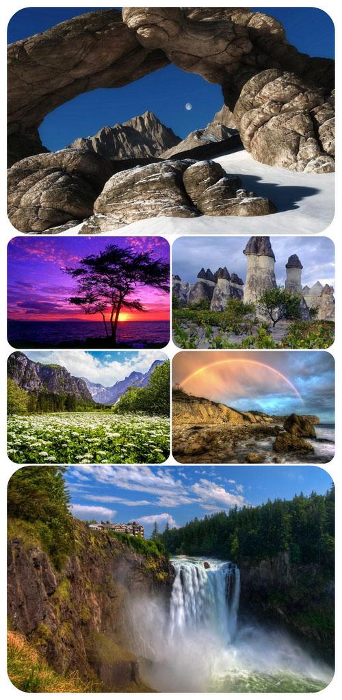 تصاویر پس زمینه خواستنی از طبیعت سری 195