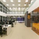 محیط اداری شرکت شیائومی در برزیل