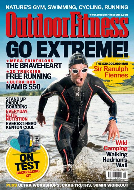 کتاب فیتنس خارج از خانه - Outdoor Fitness - September 2015
