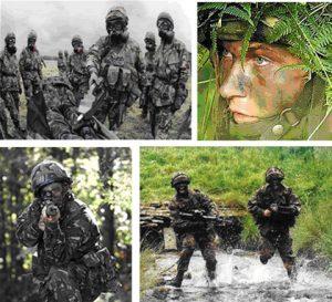 مجموعه کتاب های آموزشی نظامی