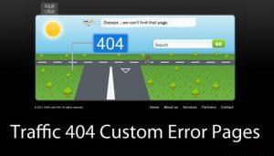 پکیج قالب های آماده 404