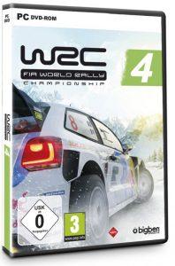 دانلود مستقیم بازی WRC FIA World Rally Championship 4 برای PC