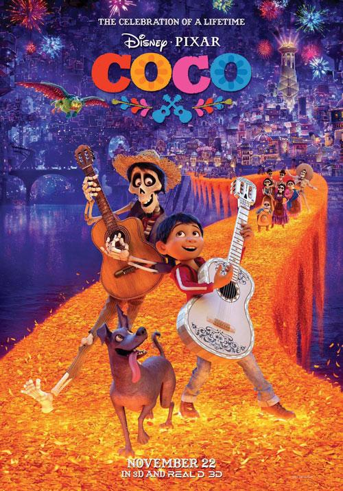 انیمیشن کوکو - Coco 2018 با کیفیت 720 و 1080 با لینک مستقیم