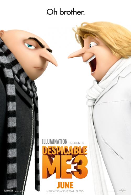 انیمیشن Despicable Me 3 با کیفیت 720p