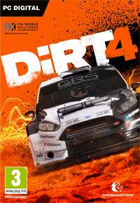 دانلود بازی Dirt 4 برای PC نسخه BlackBox و Reloaded