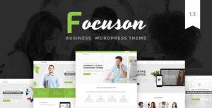 قالب تجاری Focuson v1.3 برای وردپرس
