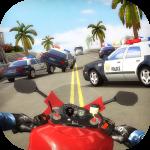 بازی اندرویدی موتورسواری در بزرگراه - Highway Traffic Rider v1.6.5 Mod