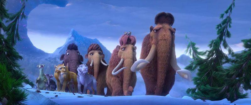 دانلود انیمیشن عصر یخبندان 5