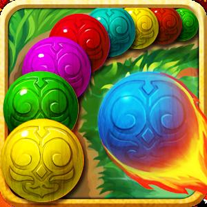 بازی اندرویدی گوی افسانه ای - Marble Legend 6.5.3035