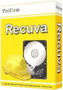 بازیابی اطلاعات با نرم افزار رایگان Recuva 1.53.1087