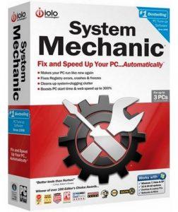 نرم افزار سیستم مکانیک - System Mechanic 16.0.0.464