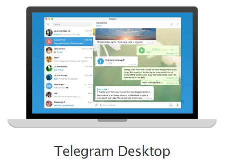 تلگرام 1.1.23 نسخه دسکتاپ و پرتابل (قابل حمل) به همراه آخرین به روزرسانی