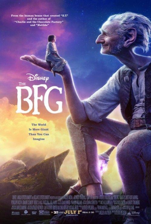 دانلود انیمیشن The BFG 2016 1080p BluRay - 6CH - 2.2GB - ShAaNiG