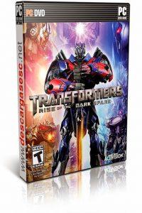 دانلود مستقیم بازی Transformers Rise of the Dark Spark-Black Box برای PC