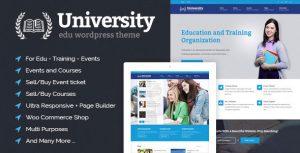 قالب دانشگاهی - آموزشی برای وردپرس
