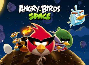 دانلود بازی Angry Bird Space 2012 نسخه ویندوز
