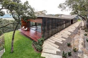 سقف پروانه ای کاری از استدیو مکزیکی elias rizo arquitectos