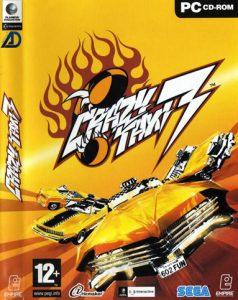 دانلود بازی خاطره انگیز Crazy Taxi 3