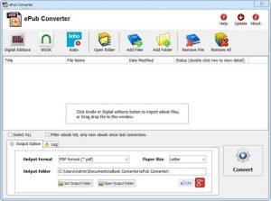 تبدیل epub به pdf با نرم افزار epub Converter 3.17 به همراه کرک معتبر