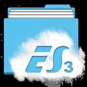 اپلیکیشن فایل منیجر ES File Explorer به همراه پوسته