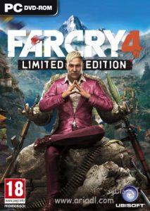 دانلود مستقیم بازی فارکرای 4 نسخه کامپیوتر - Far Cry 4-Black Box