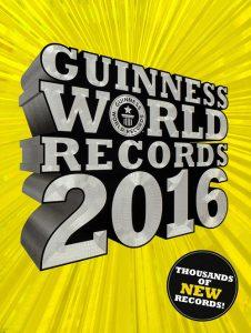 رکورد های گینس 2016 - نسخه اصلی