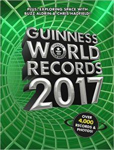 رکورد های گینس 2017 – نسخه اصلی