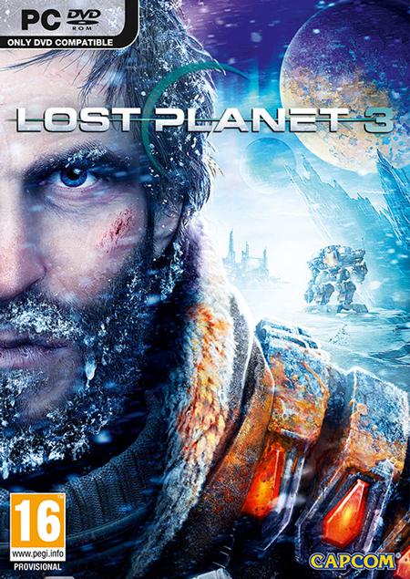 دانلود مستقیم بازی سیاره گمشده 3 -Lost Planet 3-Black Box
