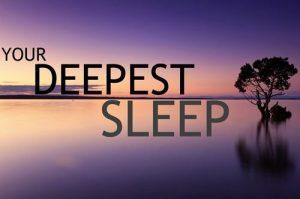 کتاب صوتی مدیتیشن برای خواب عمیق