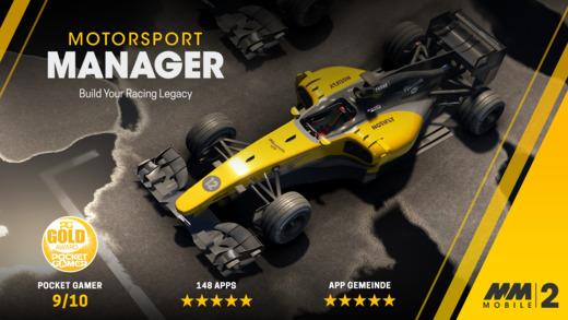 دانلود بازی اندرویدی Motorsport Manager Mobile 2