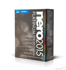 دانلود نرم افزار Nero 2015 Platinum v16.0.05000 Final