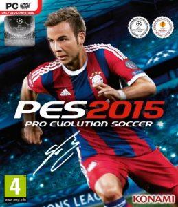 دانلود مستقیم بازی PES 2015 کرک شده - Pro Evolution Soccer 2015