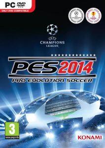 دانلود مستقیم بازی Pes 2014 برای PC