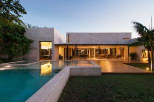 خانه ویلایی casa GD در مکزیکو