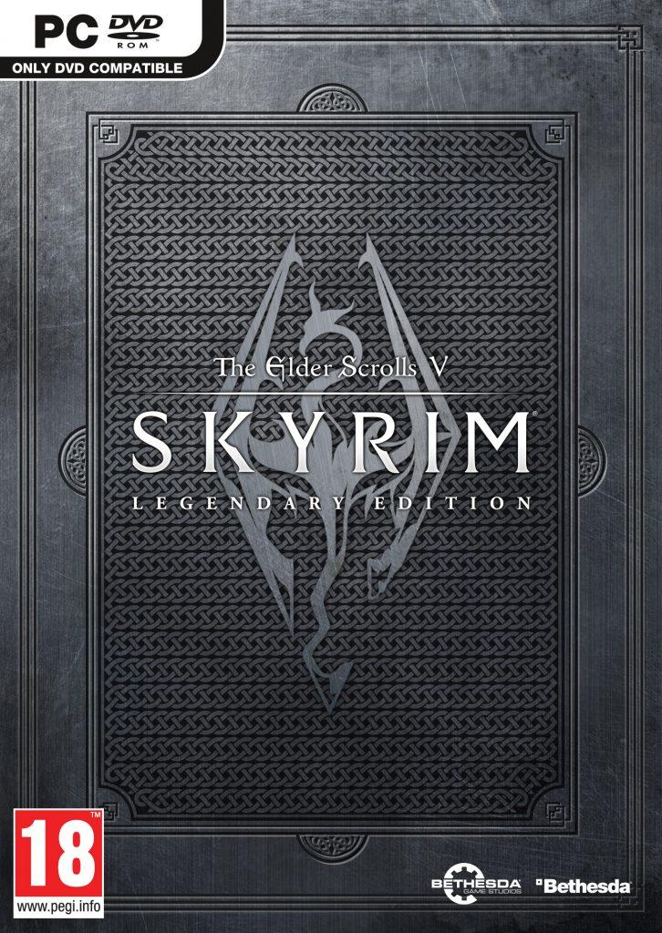 دانلود مستقیم بازی The Elder Scrolls V Skyrim – Legendary Edition-Black Box برای PC