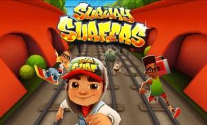 بازی اندرویدی Subway Surfers 1.53.1