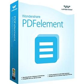 نرم افزار قدرتمند ساخت و ویرایش پی دی اف - Wondershare PDFelement Professional